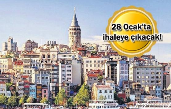 Beyoğlu'nda 40.4 milyon TL'ye icradan satılık arsa!