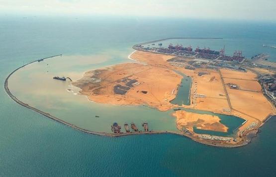 Sri Lanka'da yeni bir inşa ediliyor!