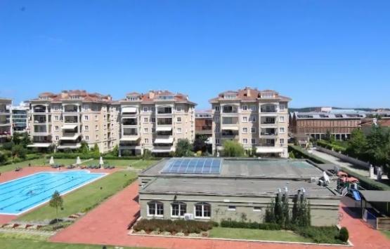 Göktürk Panorama Evleri Sitesi'nde 15 milyon TL'ye icradan satılık villa!