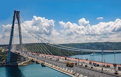 Yavuz Sultan Selim Köprüsü'nde klip çekildi!