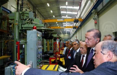 Cumhurbaşkanı Erdoğan'dan Çankırı'ya