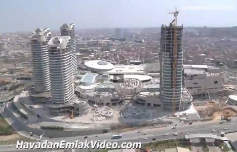 İkitelli Mall of İstanbul Evleri'nin havadan en yeni videosu!