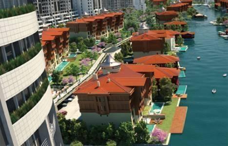 Bosphorus City satılık!