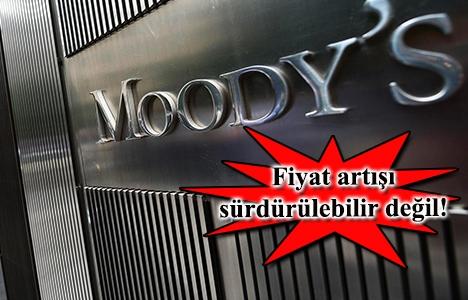 Moody's'den Türkiye'ye konut