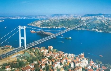 İstanbul'a 4. köprü mü geliyor?