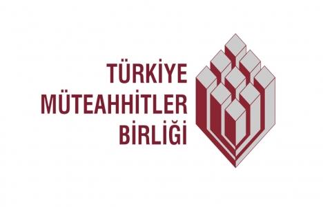 Türkiye Müteahhitler Birliği'nden