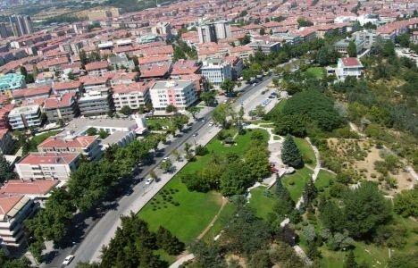 Ankara'da 64.5 milyon TL'ye satılık 15 arsa!