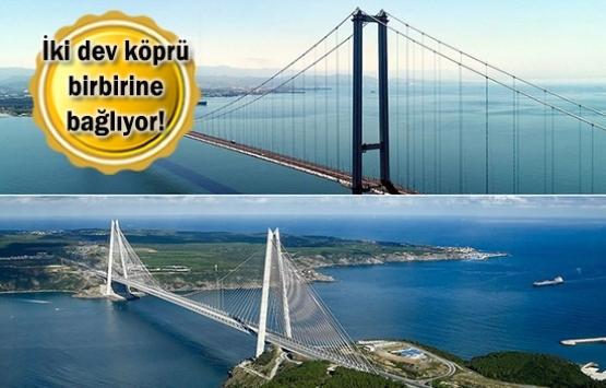 Kuzey Marmara Otoyolu'nun Kurtköy-Akyazı kesimi açılıyor!