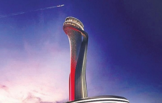 İstanbul Havalimanı'na dev