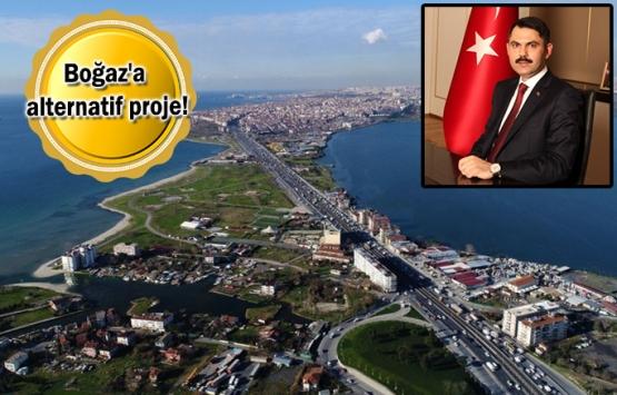 Kanal İstanbul'un iki