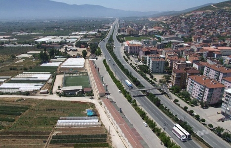 Orhangazi'de 6.8 milyon