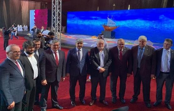 Tekfen imzalı Doha El-Hur Otoyolu açıldı!