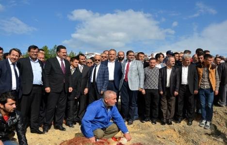 Suluova Devlet Hastanesi'nin temeli atıldı!