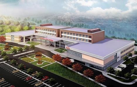 Burhaniye Devlet Hastanesi 15 Ekim'de ihale edilecek!