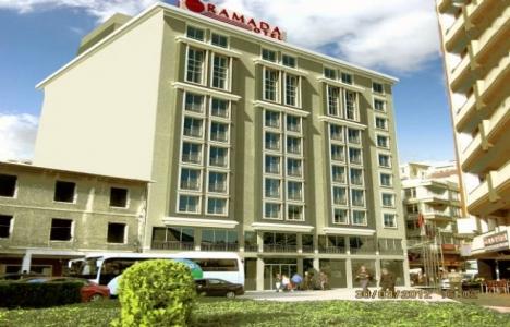 Adana Ramada Hotel'e