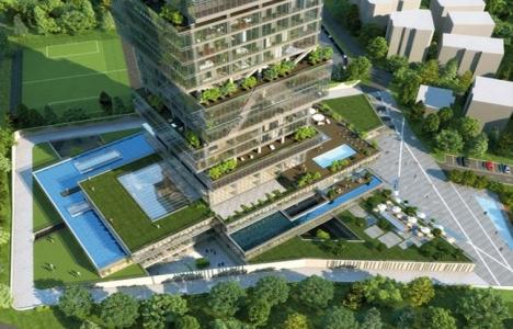Yeşil bina için