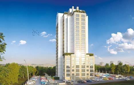 Ozan Tower satılık daire!