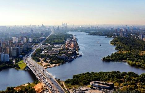Rusya'da yeni konutların