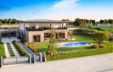 Yeşilyaka Su Büyükçekmece villa fiyat listesi!