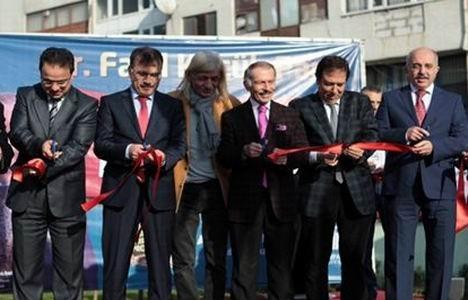 Bayrampaşa Fazıl Küçük Parkı ve otoparkı açıldı!