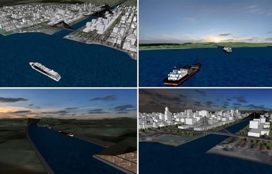 Kanal İstanbul'un imar planları değişti!