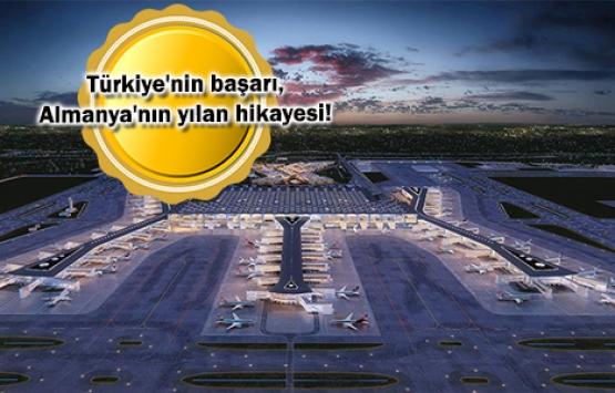 Yeni Havalimanı açılışına