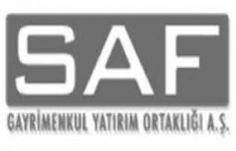 Saf GYO sorumluluk beyanını yayınladı!
