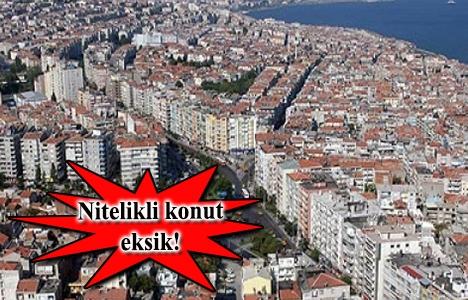 İzmir Karabağlar'da kentsel