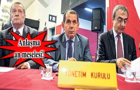 Galatasaray, Riva'nın yerine yeni arazi buldu!