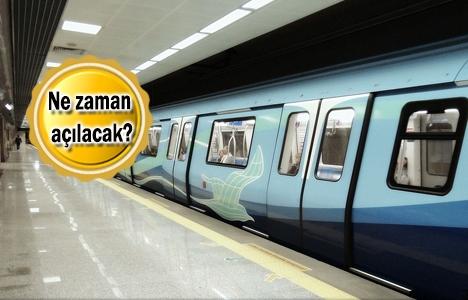 Kirazlı-Halkalı Metro Hattı'nda son durum!