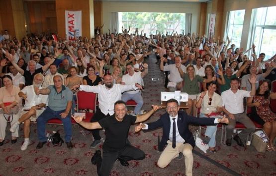 RE/MAX Türkiye'den rekor katılımlı kariyer semineri!
