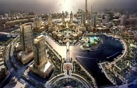 Körfez'de inşaat piyayasının değeri 1.5 trilyon dolara ulaştı!