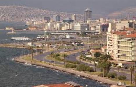 İzmir'deki binaların yüzde