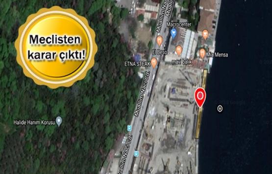 İBB, Boğaz'ın kıyısındaki arsasını satıyor!
