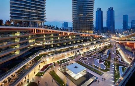Zorlu Center'a ICSC'den