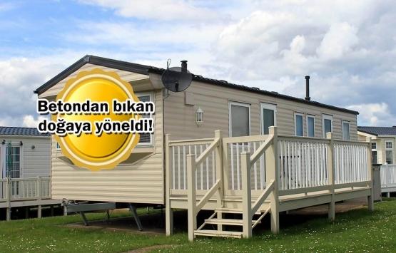 Pandemide modüler ev satışları ikiye katlandı!