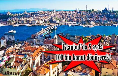 Türkiye kentsel dönüşüme 1,5 trilyon lira ayırdı!