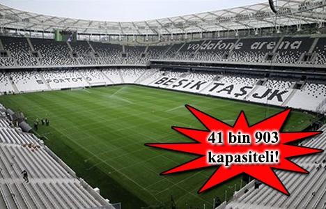 Vodafone Arena için