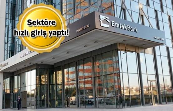 Türkiye Emlak Katılım Bankası'nın ilk kar payı oranı yüzde 18,02!