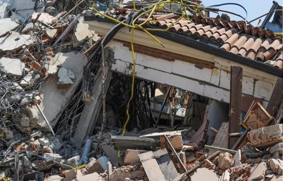 ABD'de felaket! Florida'da 12 katlı bina çöktü!