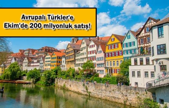 İnşaat sektörü ikinci kez Avrupalı Türkler'le buluşacak!