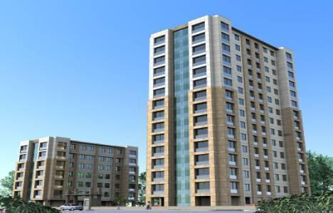 Sefa İnşaat Evinpark Rezidans satılık daire!