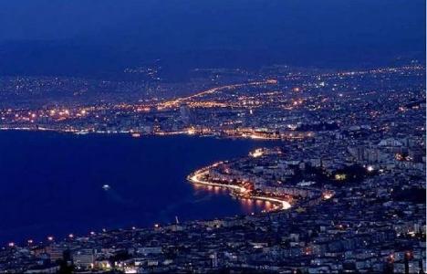 İzmir'e yerli turistin