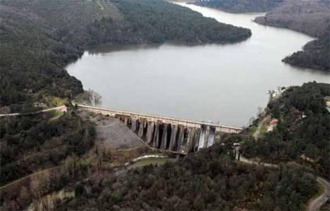 Pabuçdere ve Kazandere barajlarının doluluk oranı yüzde 100'e ulaştı!