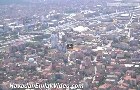Sultanbeyli İstanbulensis'in havadan