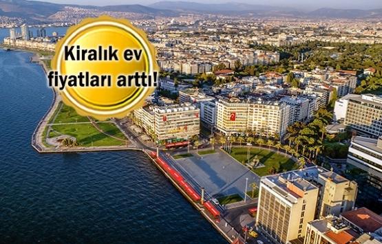 İzmir'de Ağustos ayında 6 bin 25 konut satıldı!