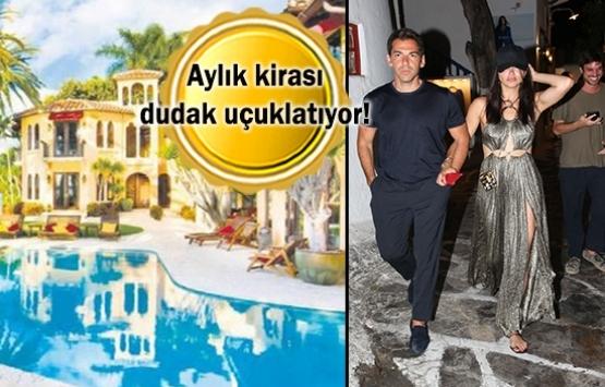 Adriana Lima'nın yeni aşkı Emir Uyar Miami'de ev kiraladı!