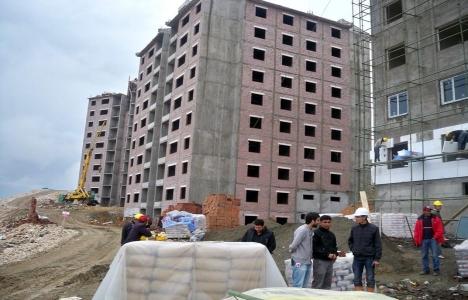 TOKİ ile İmar Hak-Sen Elazığ'da 484 yeni konut inşa edecek!