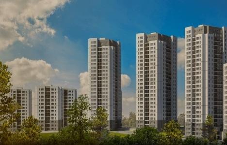 Oyak Göksu Park Ankara satılık daire!