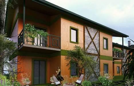 Hometown Şile'nin yüzde 40'ı bir haftada satıldı! 119 bin TL'ye 2+1 villa!